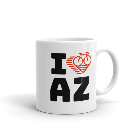 I LOVE CYCLING ARIZONA - Mug