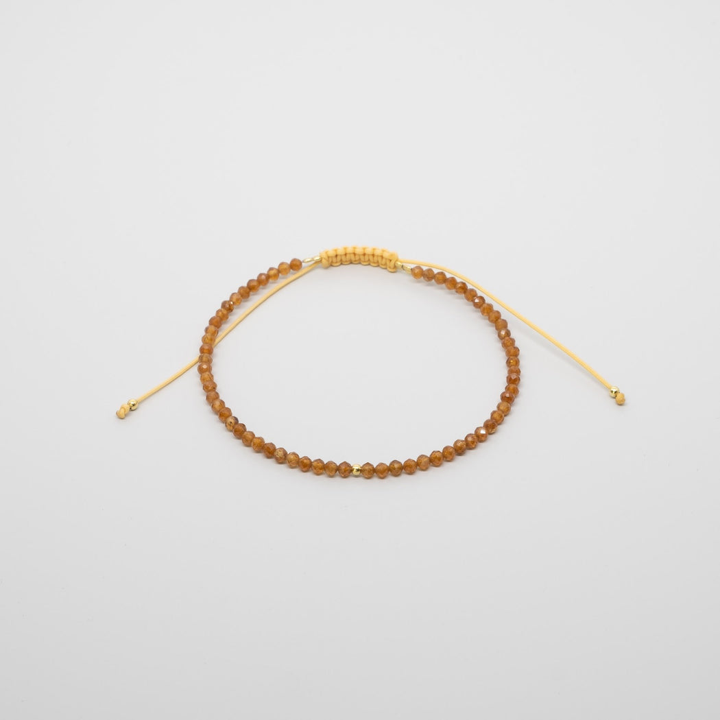 birthstone Armband November Citrine