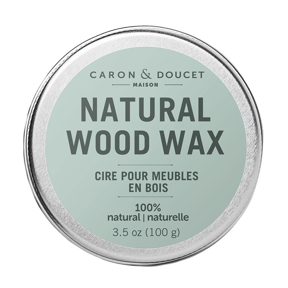 100% Natural Wood Conditioning Oil and Wax Finish Set