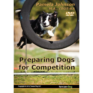 PREPARING DOGS FOR COMPETITION