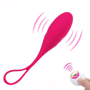 Wireless Kegel Exerciser - Rose