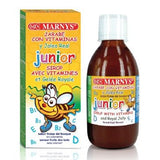 JARABE JUNIOR MULTIVITAMÍNICO CON JALEA REAL
