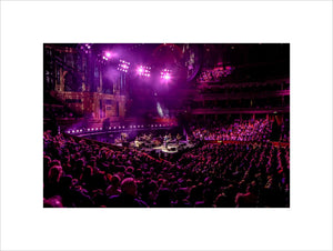 Eric Clapton 2015 Audience View Photo Print