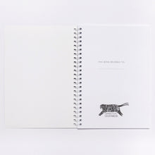 Load image into Gallery viewer, 'Sahara' Softcover Notebook
