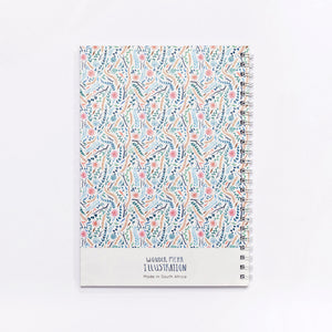 'Meadow' Softcover Notebook