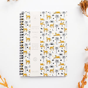 'Sahara' Softcover Notebook