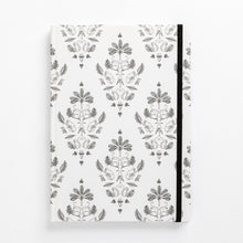 Load image into Gallery viewer, fancy monkey notebook damask front cover notebook diary