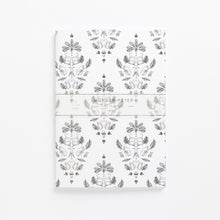 Load image into Gallery viewer, sa damask soft cover journal brand