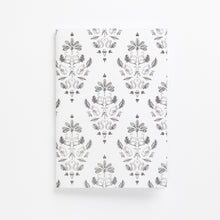 Load image into Gallery viewer, sa damask soft cover journal front