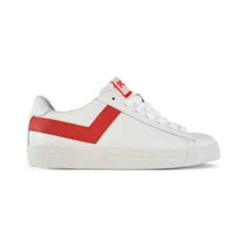 TOPSTAR CUERO BLANCO/ROJO EURO PREMIUM COLLECTION