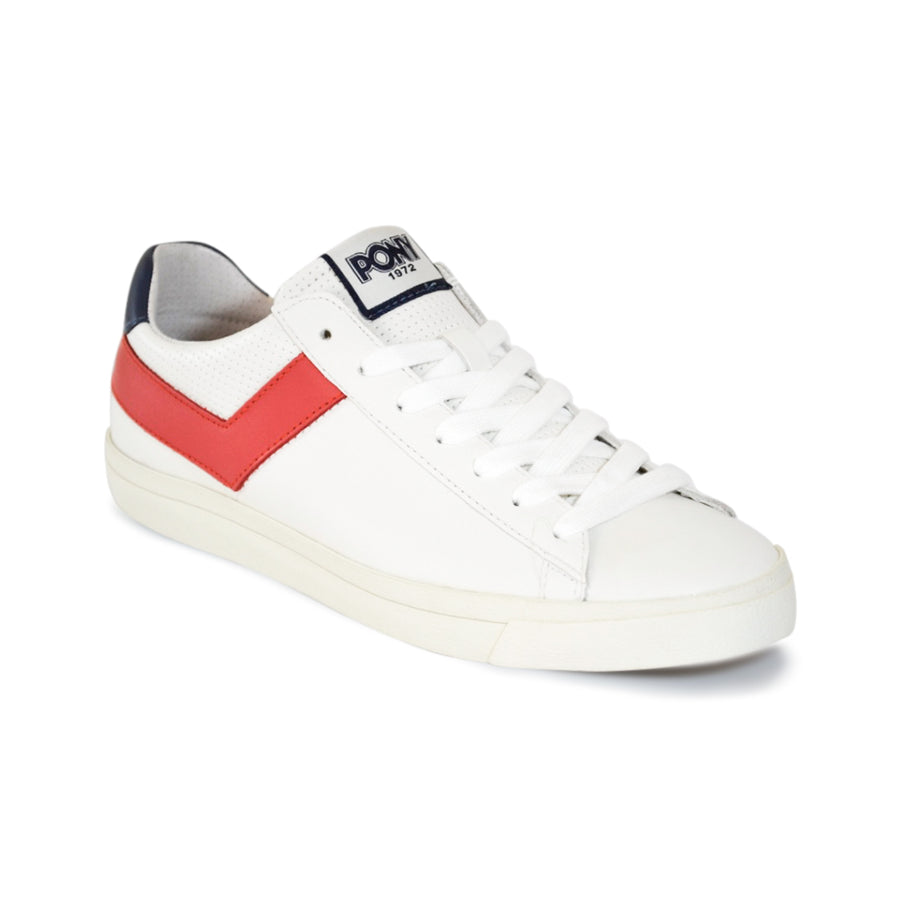 TOPSTAR CUERO BLANCO/ROJO/AZUL EURO PREMIUM COLLECTION