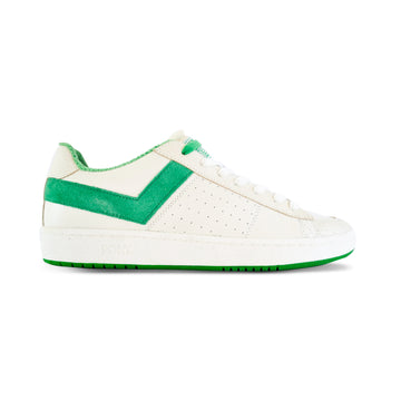 PRO 80 CUERO BLANCO/VERDE EURO PREMIUM COLLECTION