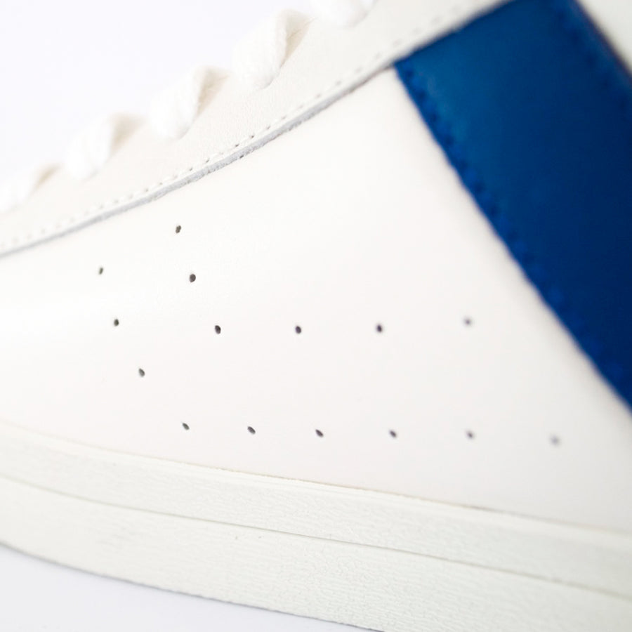 TOPSTAR CUERO BLANCO/AZUL EURO PREMIUM COLLECTION