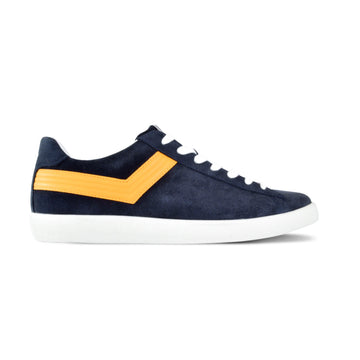 TOPSTAR OX CUERO SUEDE AZUL/AMARILLO EURO PREMIUM COLLECTION