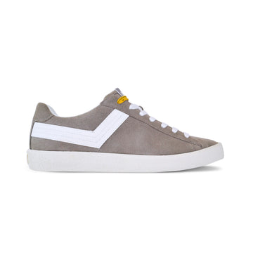 TOPSTAR OX CUERO SUEDE GRIS/BLANCO EURO PREMIUM COLLECTION