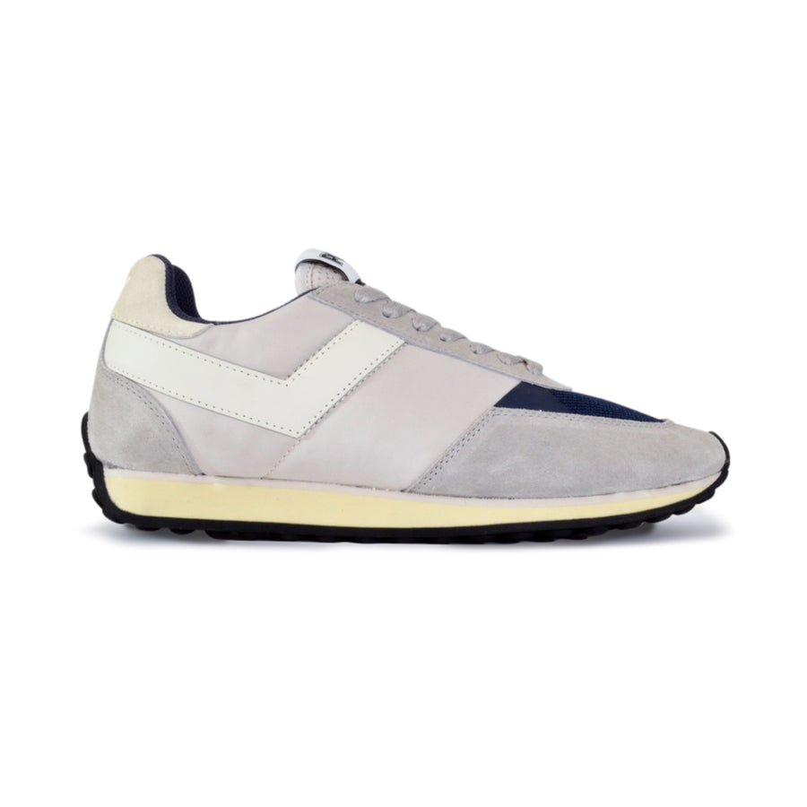 RACER III GRIS CUERO MESH EURO PREMIUM COLLECTION