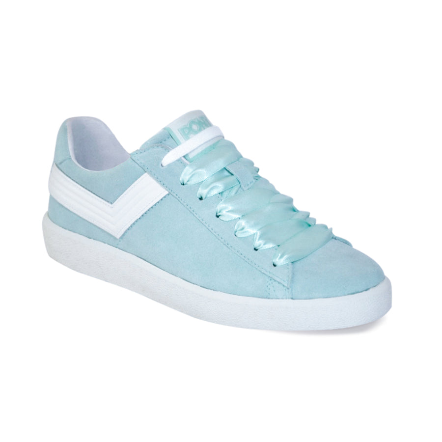 TOPSTAR OX CUERO SUEDE CELESTE/BLANCO EURO PREMIUM COLLECTION