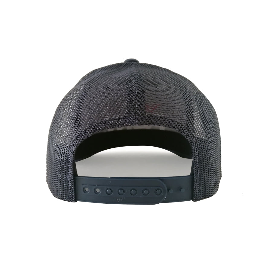 JOCKEY TRUCKER AZUL BORDADO