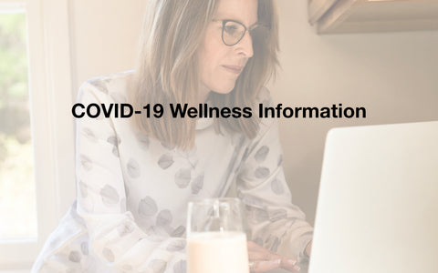 COVID 19 Wellness Information by Aromalief