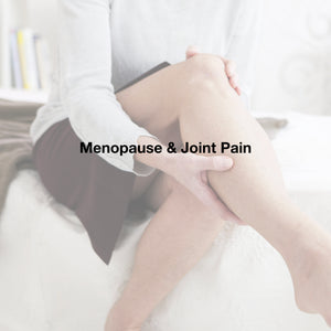 Joint pain during menopause