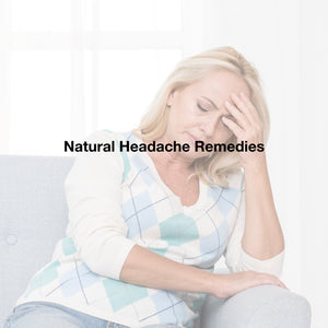 Natural Remedies for Headaches Aromalief