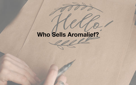 Who sells Aromalief?