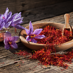Aromalief 6 spices for arthritis pain relief saffron and flower