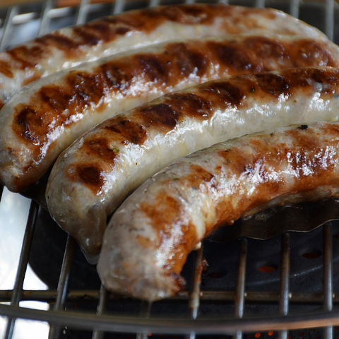 Avoid cured meets like sausages for fibromyalgia pain relief.