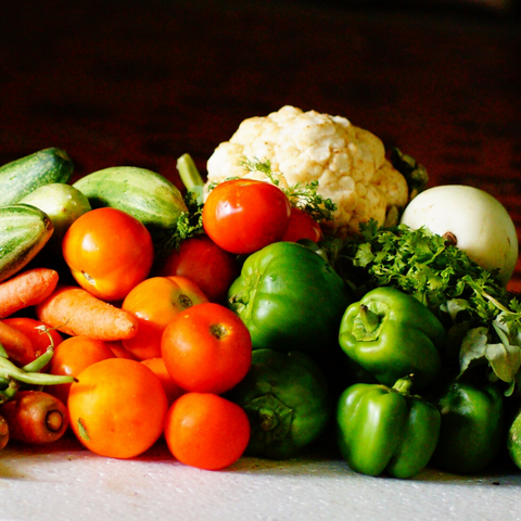 Eat Vegetables for Fibromyalgia Pain Relief - Aromalief