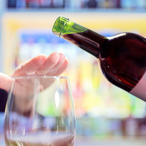 Avoid alcohol for Neuropathy Pain During the Holidays