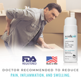 Workvie Lidocaine Pain Relief Roll On - Single