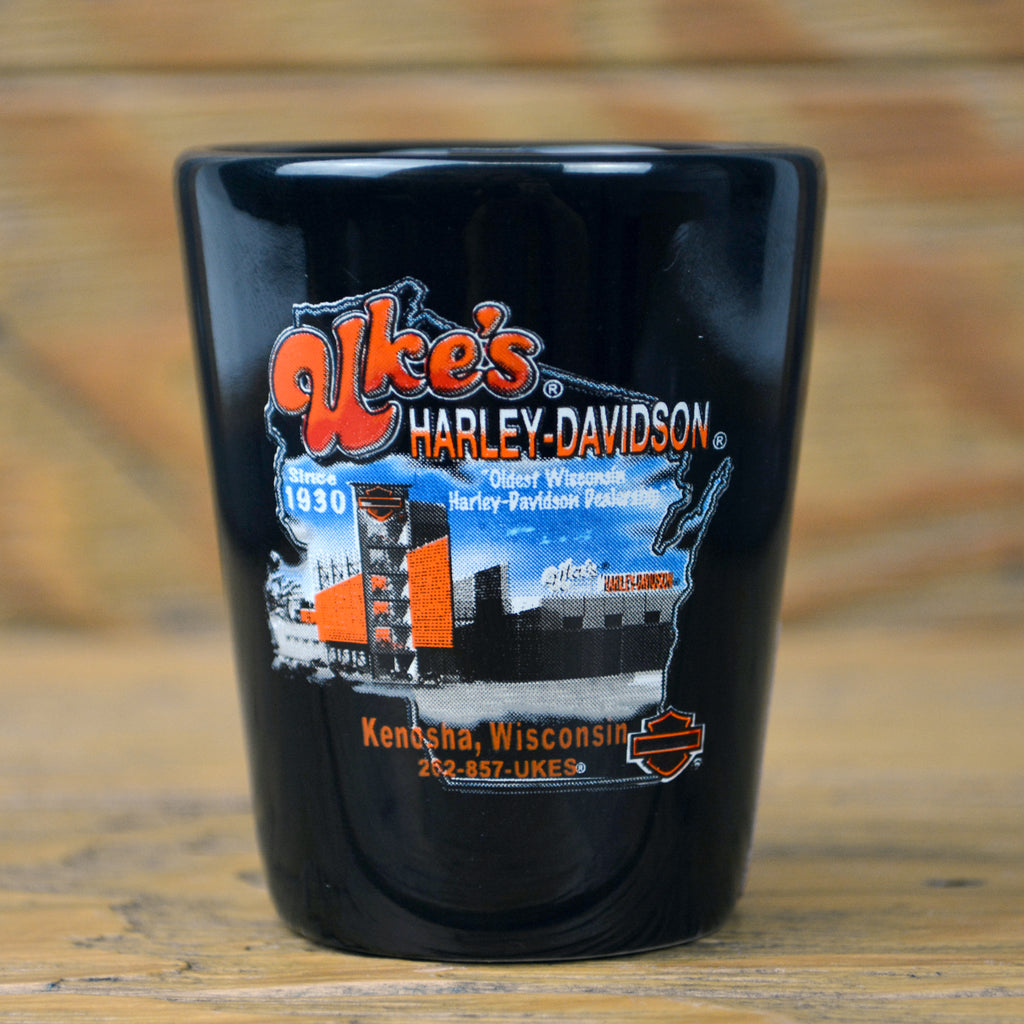 Uke's Collector's Shot Glass