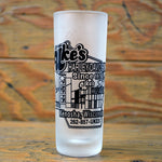 Uke's Collector's Shot Glass - Tall