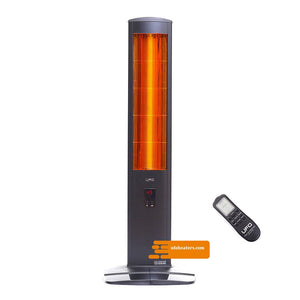 UFO Micatronic T23 Free Standing Electric Infrared Heater