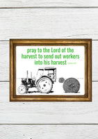 """Lord of the Harvest"" Wall Art"