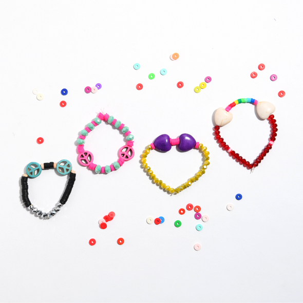 I Heart You Bracelet Kit