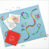 kids creative jewelry diy subscription kits