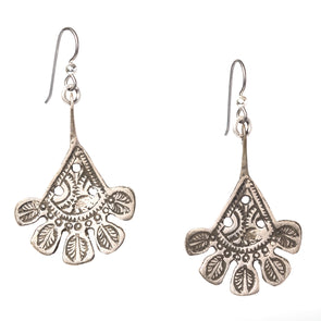 Libyan Hamsa Earrings - SASKIA