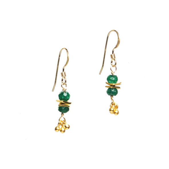 Short Mumbai Earrings