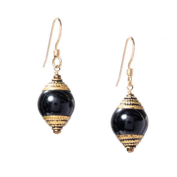 Nepal Earrings - SASKIA