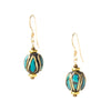 Nepal Mosaic Earrings - SASKIA