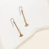 Nefertiti Earrings - SASKIA