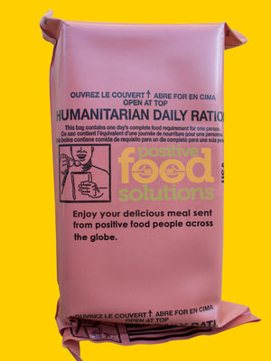 Humanitarian Daily Ration Image