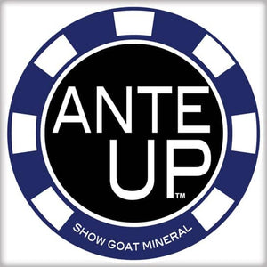 Ante Up Goat Mineral