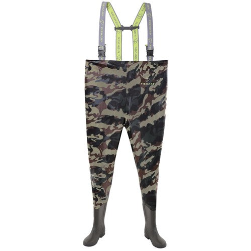 Waders PVC camouflage
