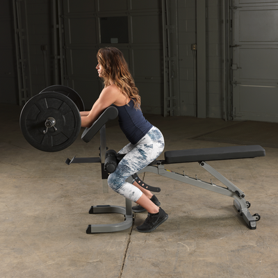 Powerline Optional Preacher Curl Attachment for PFID130X