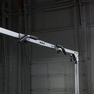 Optional Lat Pull-Up / Chin-Up Station for Powerline Cable Crossover