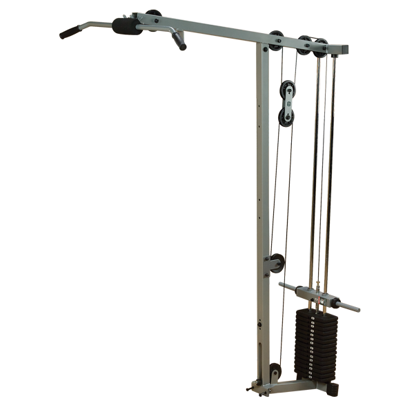 Lat Attachment for Powerline Smith Machine (Smith Machine Not Included).