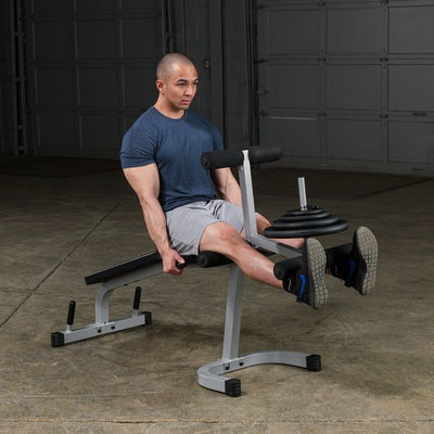 Powerline Leg Extension & Curl Machine