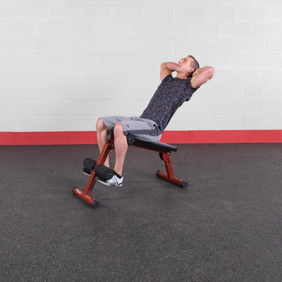 Best Fitness AB Folding Bench-Best Fitness Equipment